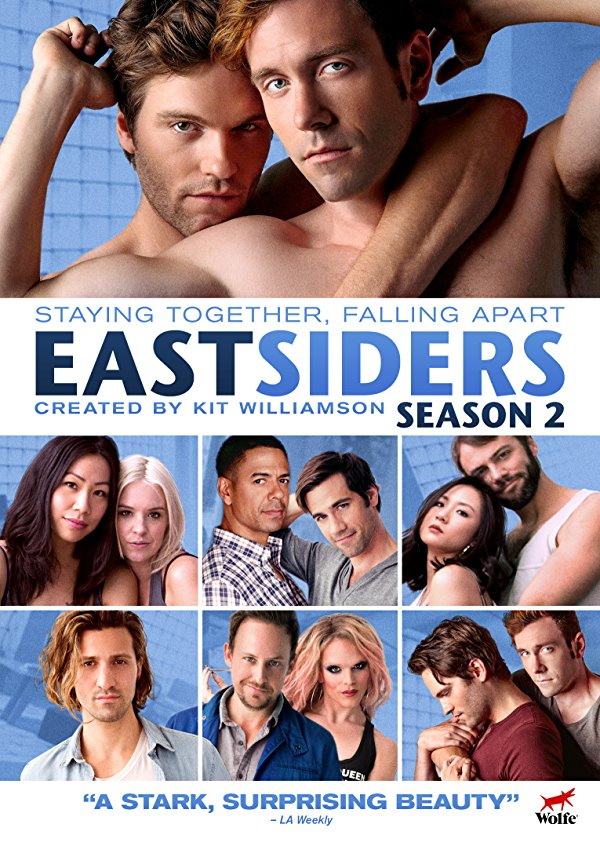 Netflix Serie - Eastsiders - Nu op Netflix