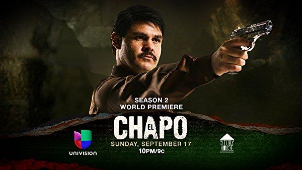 Netflix Serie - El Chapo - Nu op Netflix