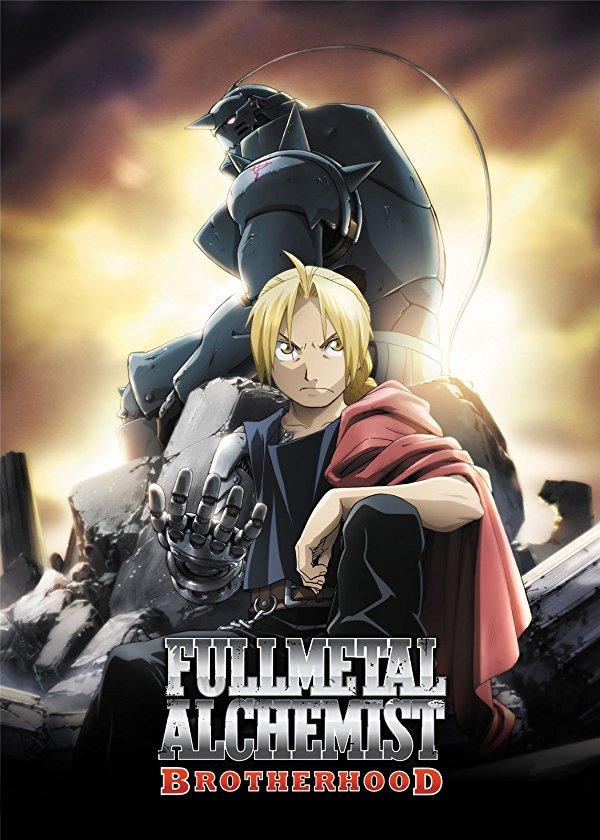 Netflix Serie - Fullmetal Alchemist: Brotherhood - Nu op Netflix