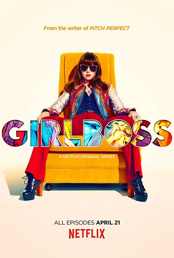 Netflix Serie - Girlboss - Nu op Netflix