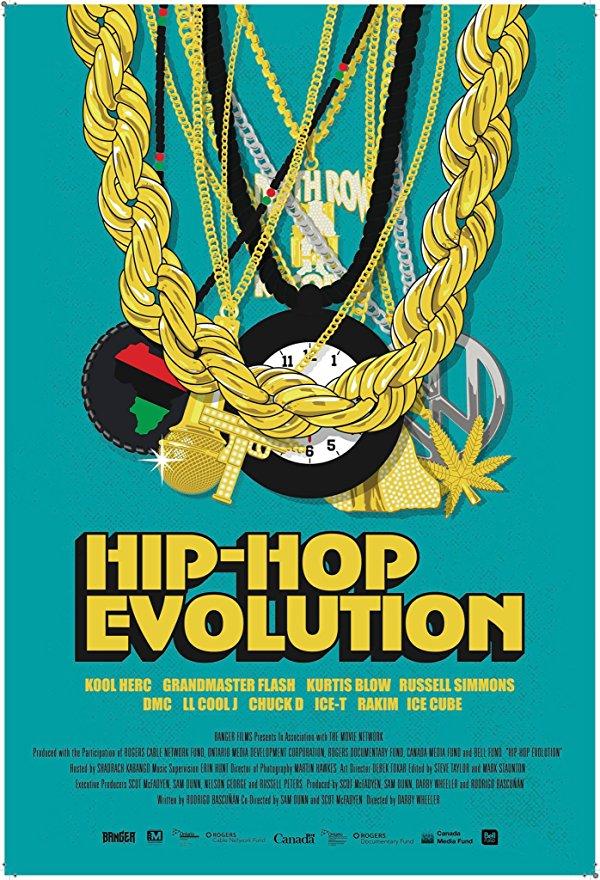 Netflix Serie - Hip-Hop Evolution - Nu op Netflix