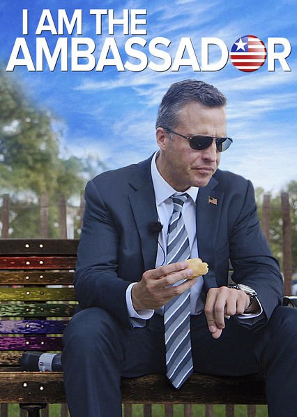 Netflix Serie - I Am The Ambassador - Nu op Netflix