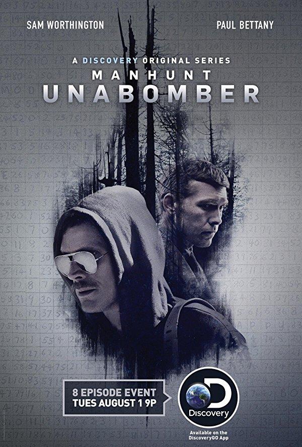 Netflix Serie - Manhunt: Unabomber - Nu op Netflix