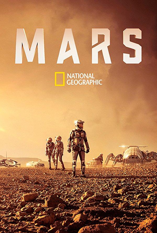 Netflix Serie - Mars - Nu op Netflix