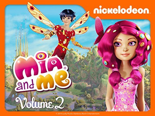 Netflix Serie - Mia and Me - Nu op Netflix