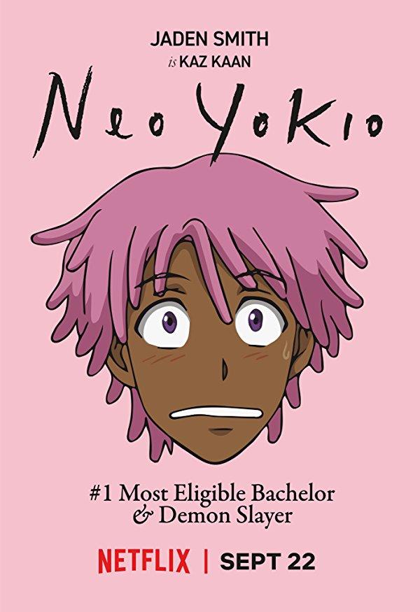 Netflix Serie - Neo Yokio - Nu op Netflix