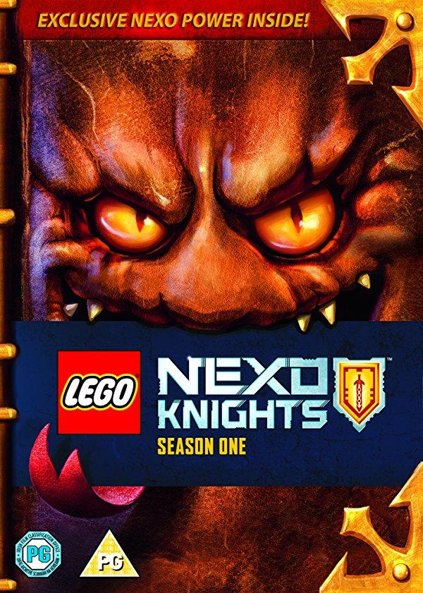 Netflix Serie - Nexo Knights - Nu op Netflix