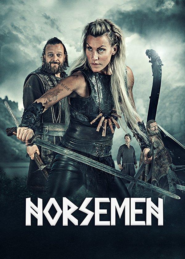 Netflix Serie - Norsemen - Nu op Netflix
