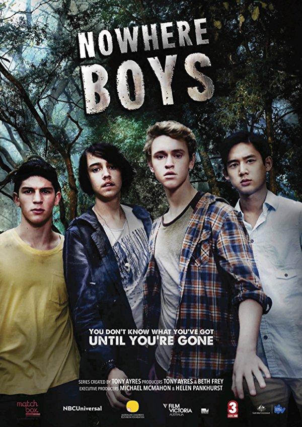Netflix Serie - Nowhere Boys - Nu op Netflix