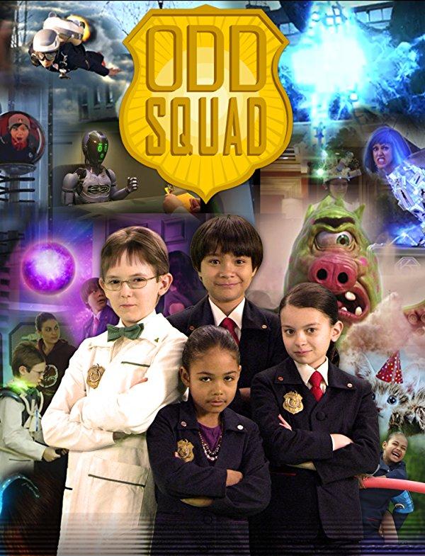 Netflix Serie - Odd Squad - Nu op Netflix