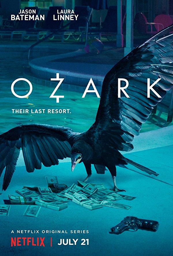 Netflix Serie - Ozark - Nu op Netflix