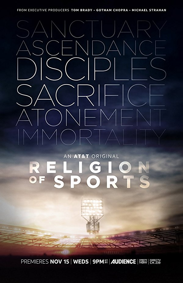 Netflix Serie - Religion of Sports - Nu op Netflix