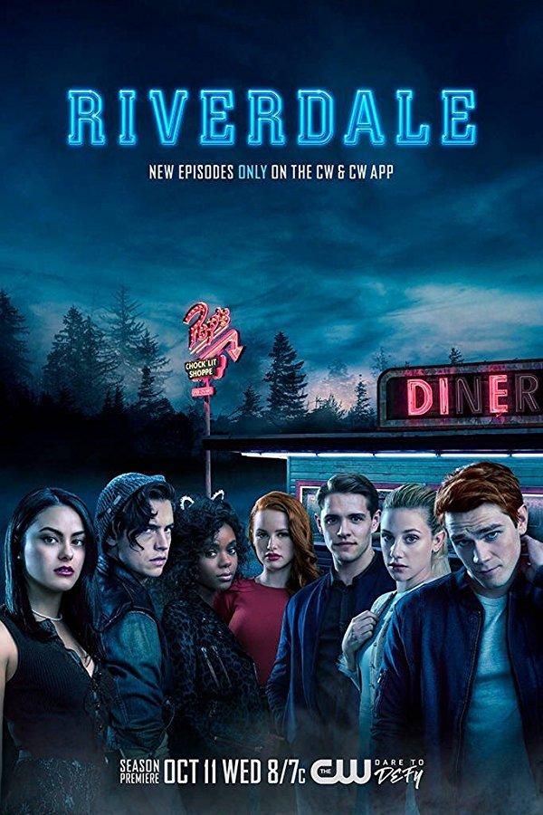 Netflix Serie - Riverdale - Nu op Netflix