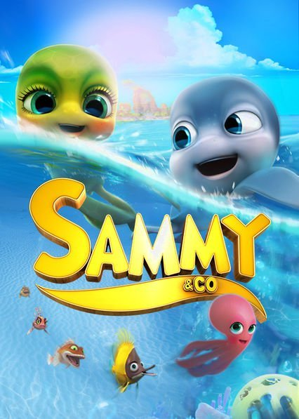 Netflix Serie - Sammy & Co - Nu op Netflix