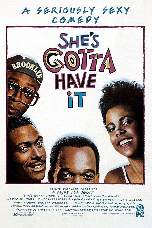 Netflix Serie - She's Gotta Have It - Nu op Netflix
