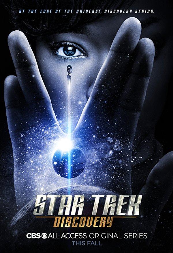 Netflix Serie - Star Trek: Discovery - Nu op Netflix