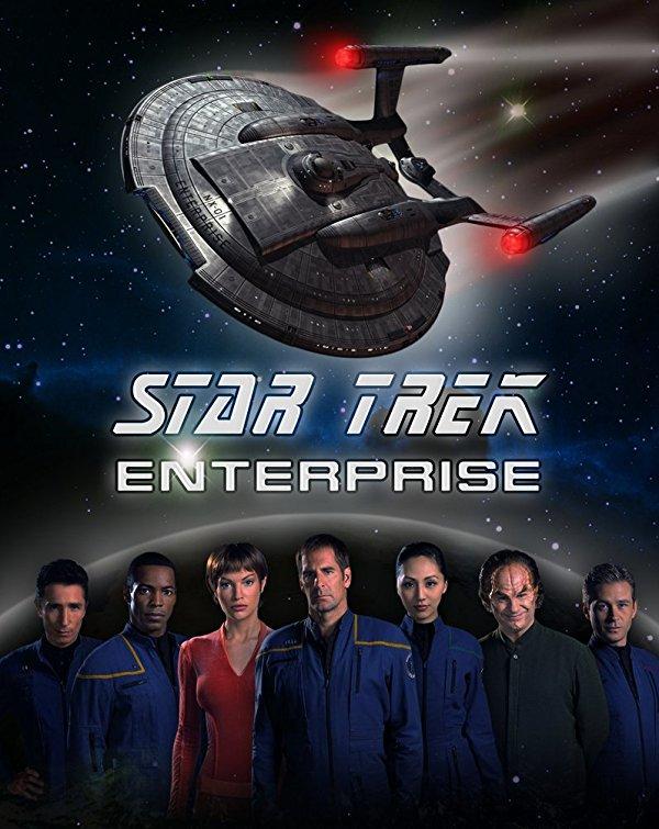 Netflix Serie - Star Trek: Enterprise - Nu op Netflix