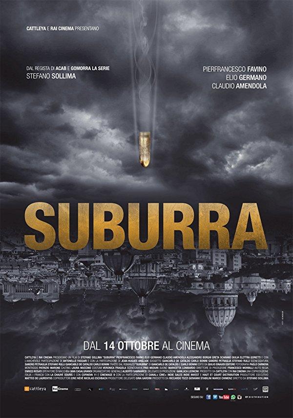 Netflix Serie - Suburra - Nu op Netflix