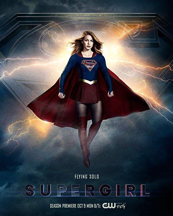 Netflix Serie - Supergirl - Nu op Netflix