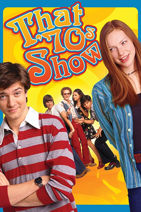 Netflix Serie - That '70s Show - Nu op Netflix
