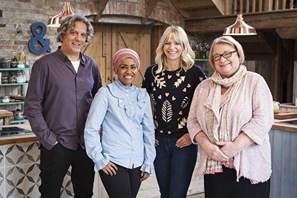Netflix Serie - The Big Family Cooking Showdown - Nu op Netflix