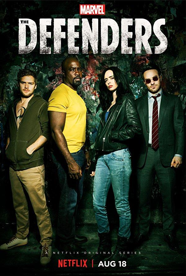 Netflix Serie - The Defenders - Nu op Netflix