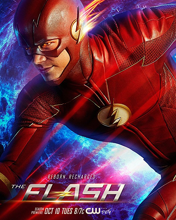 Netflix Serie - The Flash - Nu op Netflix