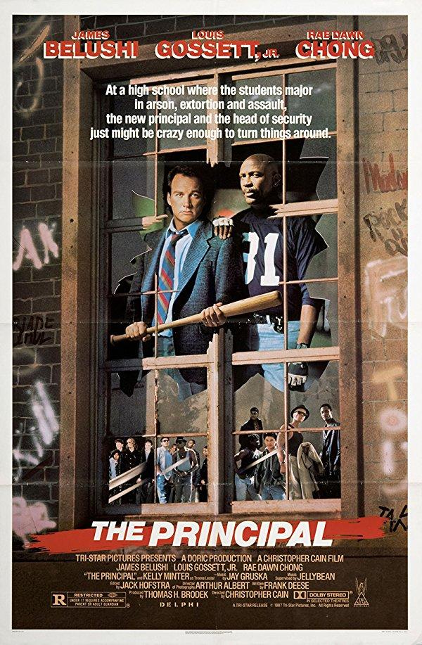 Netflix Serie - The Principal - Nu op Netflix