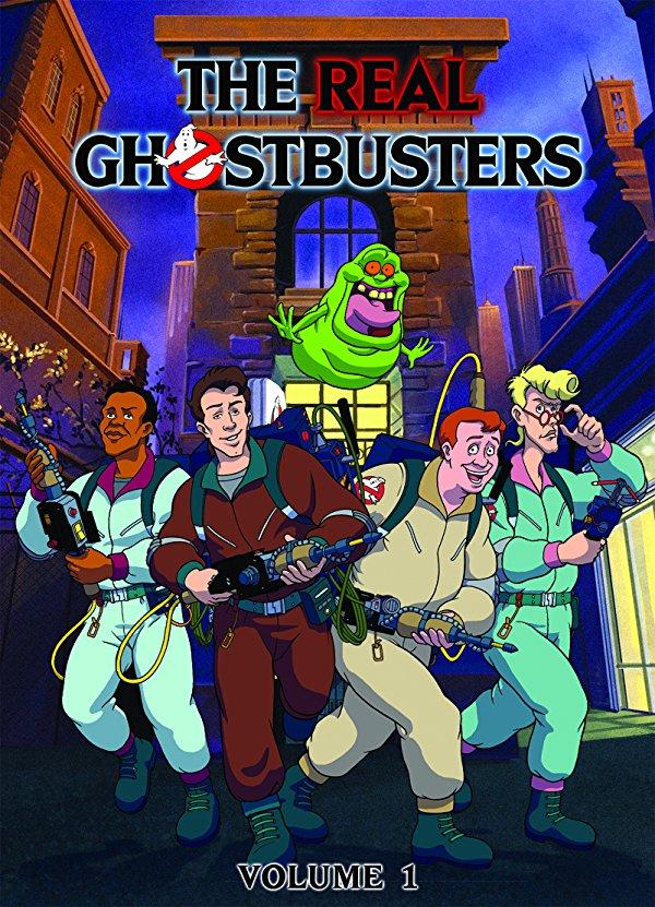 Netflix Serie - The Real Ghostbusters - Nu op Netflix