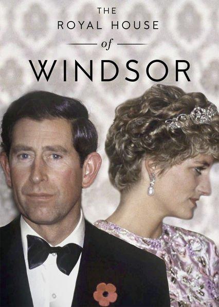 Netflix Serie - The Royal House of Windsor - Nu op Netflix