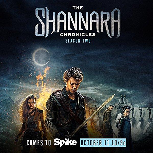 Netflix Serie - The Shannara Chronicles - Nu op Netflix
