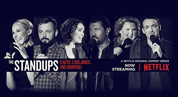 Netflix Serie - The Standups - Nu op Netflix