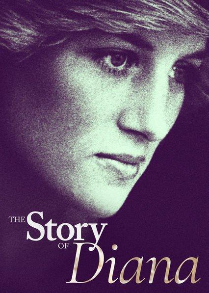 Netflix Serie - The Story of Diana - Nu op Netflix
