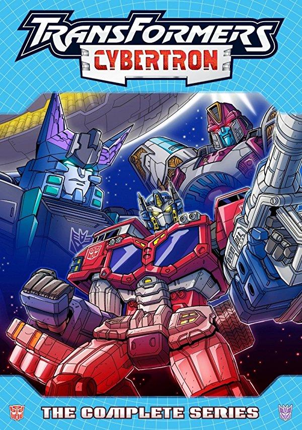 Netflix Serie - Transformers: Cybertron - Nu op Netflix