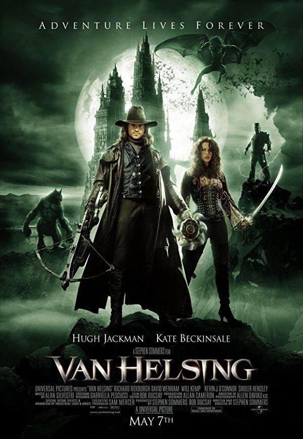 Netflix Serie - Van Helsing - Nu op Netflix