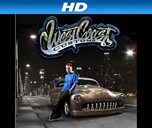 Netflix Serie - West Coast Customs - Nu op Netflix