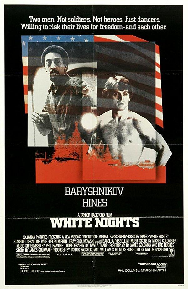 Netflix Serie - White Nights - Nu op Netflix