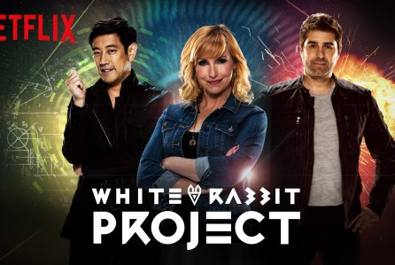 Netflix Serie - White Rabbit Project - Nu op Netflix