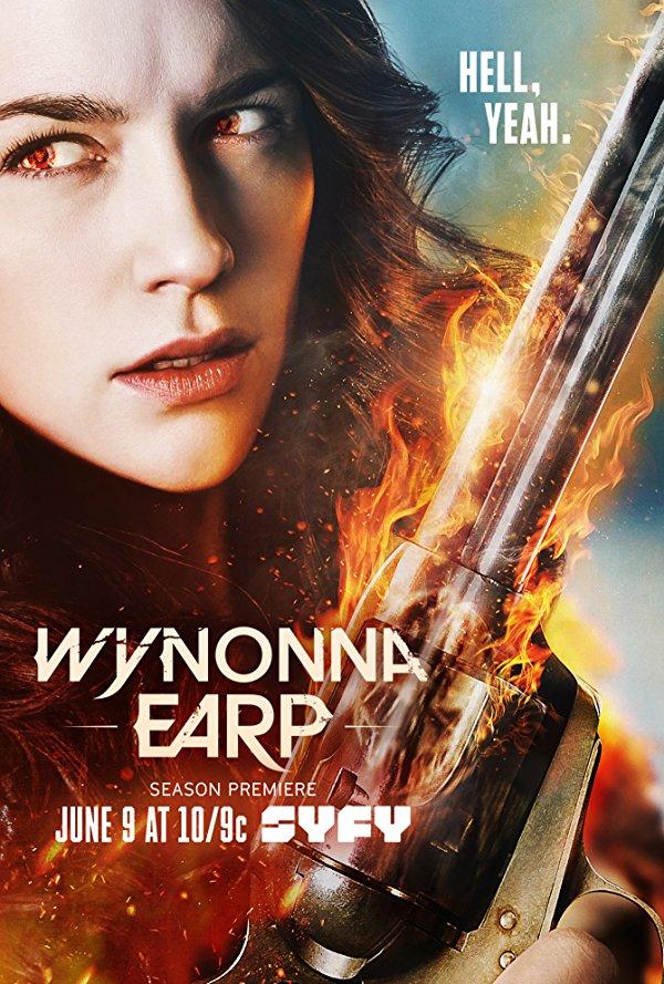 Netflix Serie - Wynonna Earp - Nu op Netflix