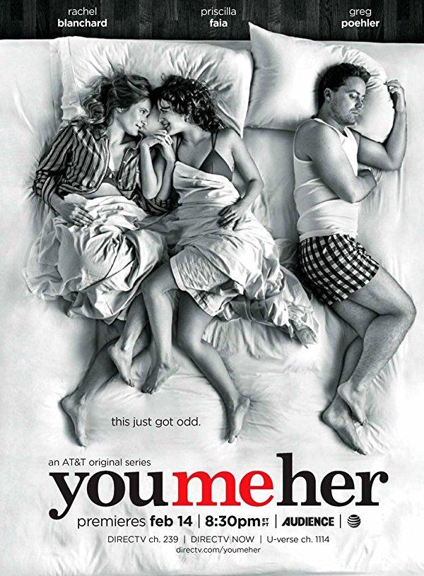 Netflix Serie - You Me Her - Nu op Netflix